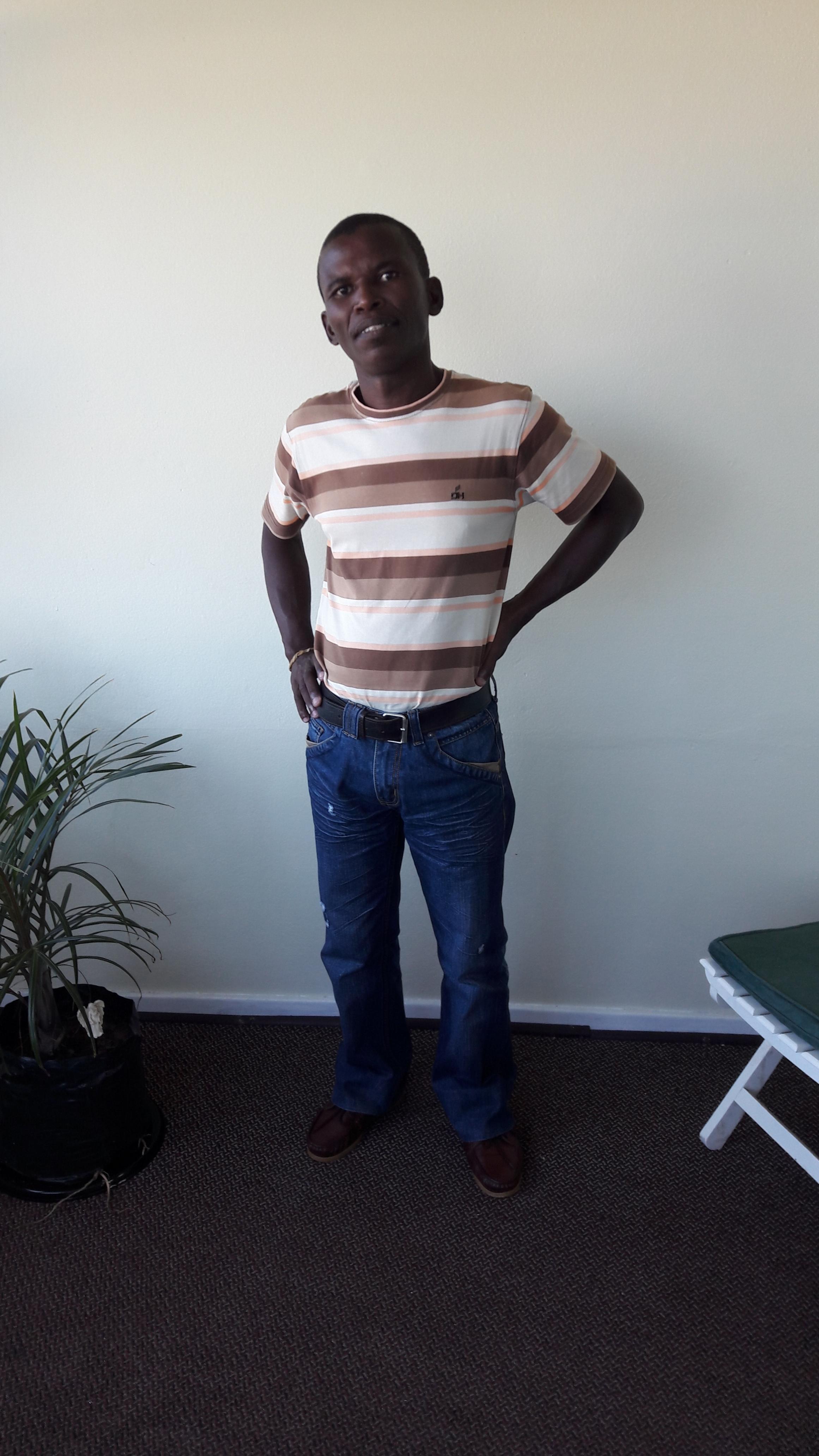 Sikhosiphi Wiseman Mthembu